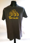 Grey Tarracóir Irish language t-shirt