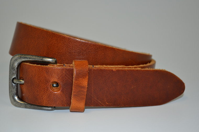 Scotts Bluf Cognac riem volnerf 30714 - topkidsfashion
