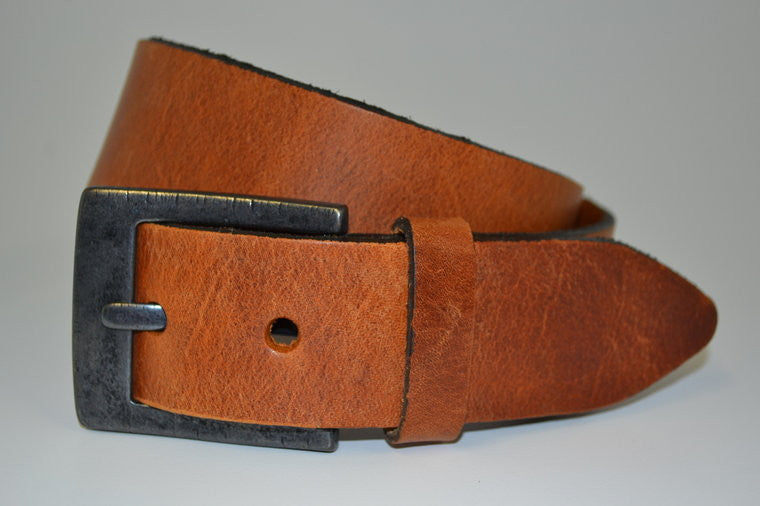 Scotts Bluf Cognac riem volnerf 40722 - topkidsfashion