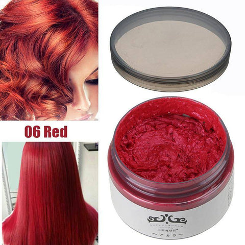 Image of 7 Color Hair Wax