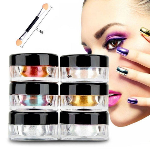 Image of 12 Color Magic Mirror Nails - TRENDY DEALS