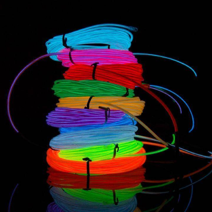 Meter Flexible Neon Light Wire