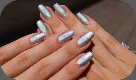 Holographic Unicorn Nail Powder - TRENDY DEALS