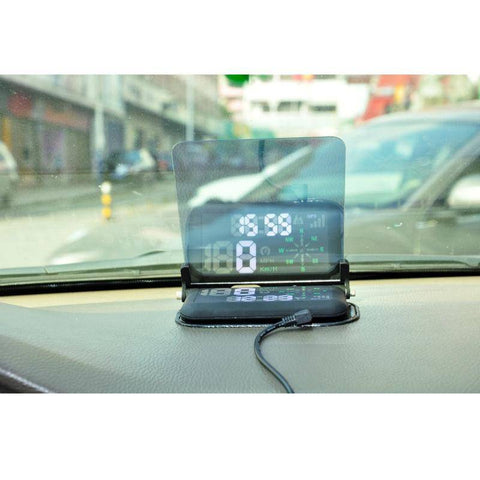 GPS Heads Up Display