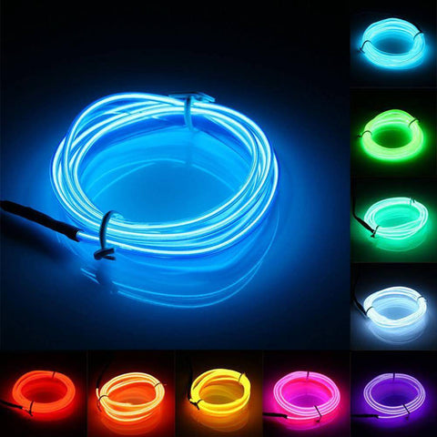 Image of Meter Flexible Neon Light Wire