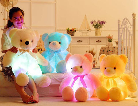 Image of Creative Light Up LED Teddy
