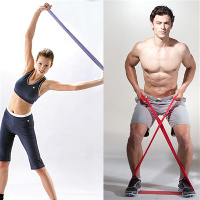 Resistance Band - Crossfit Exercise Equipment