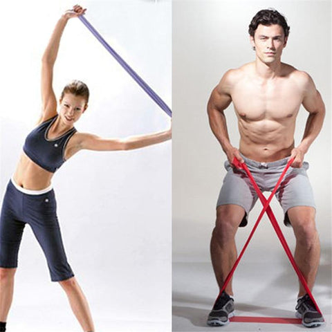 Image of Resistance Band - Crossfit Exercise Equipment