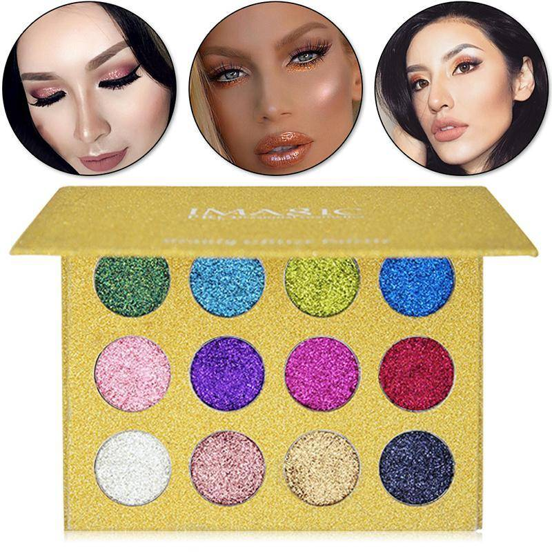 iMagic™ Rainbow Beauty Glitter Palette