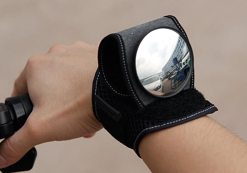 Bicycle Wrist Strap Mirror