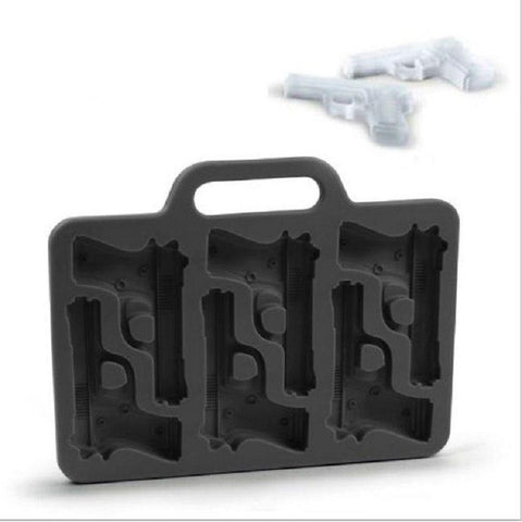 10 Bullet Magazine Ice Mold/Tray