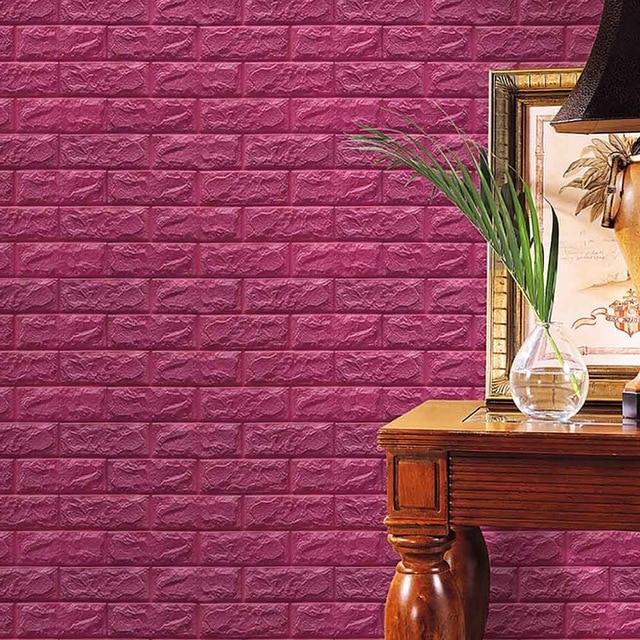 3D Wall Stickers Home Decor Wallpaper