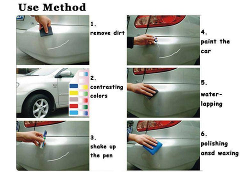 Image of Car Scratch Repair  Pen
