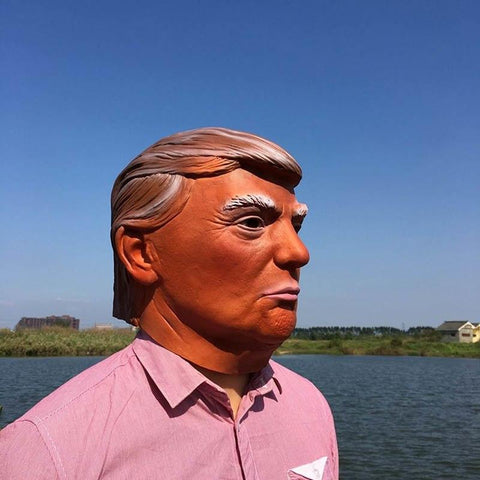 Image of Donald Trump Lookalike Mask
