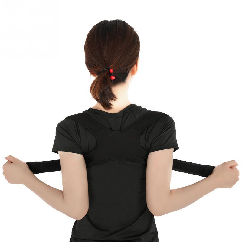 Discrete Medical Posture Corrective Support Brace