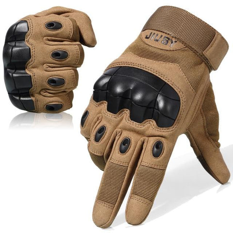 JIUSUYI™ Military Grade Tactical Gloves (w/ Mobile Touch Padding)