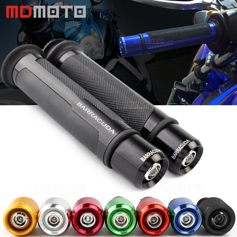 Image of Motorcycle Handlebar Grips & Ends