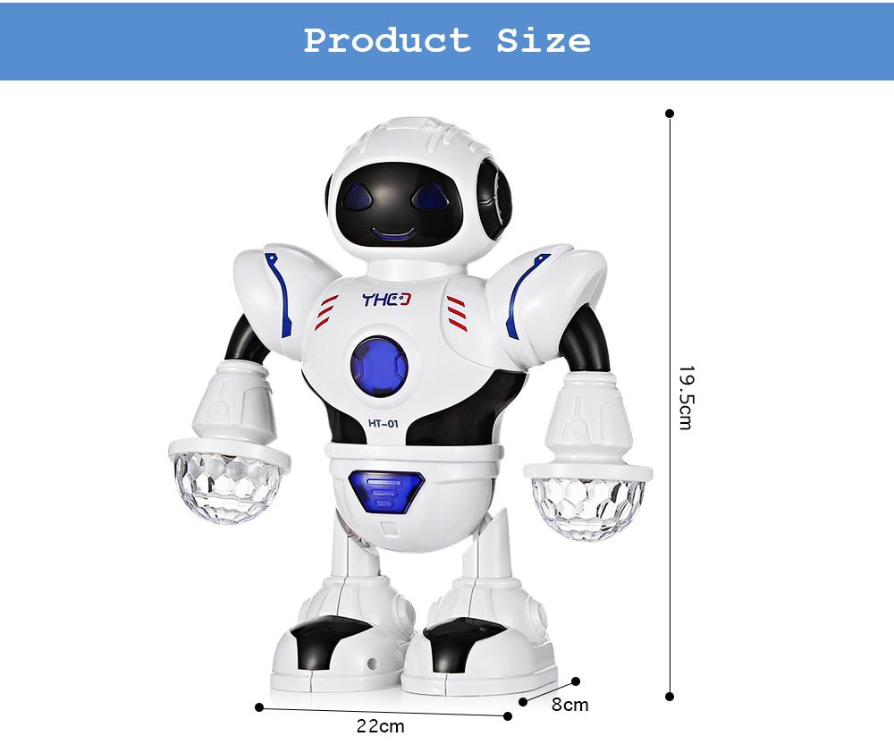 Smart Space-Dance Robotic Children's Toy