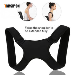 Image of Discrete Medical Posture Corrective Support Brace