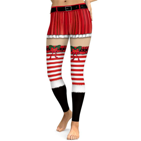 Image of Holiday Workout Leggings