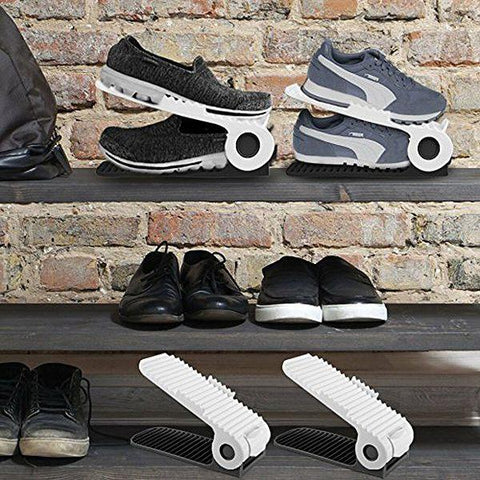 10x Shoe Stackers - Convenient Shoe Storage