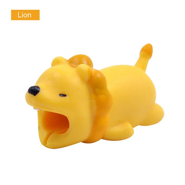 Animal USB Cable Protector