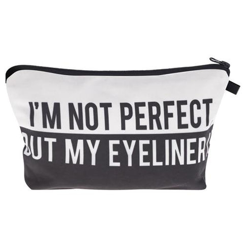Image of makeup bag This Bag Contains My Face