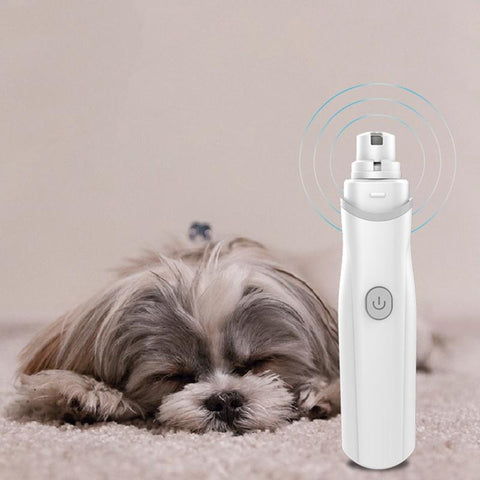 Image of Rechargeable Pet Nail Grinder