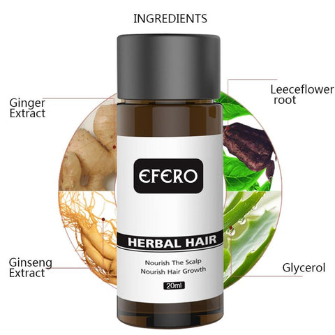 Image of efero Powerful Hair Growth Serum Prevent Hair Loss