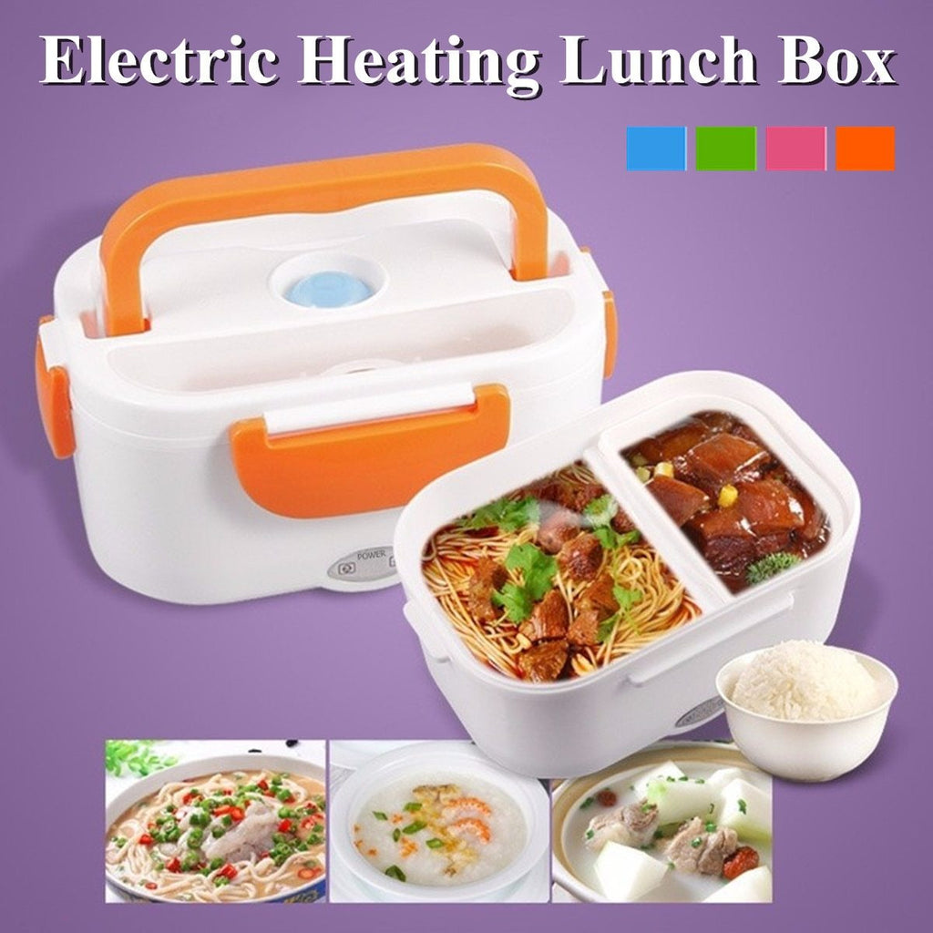 Electric Portable Food Heater™