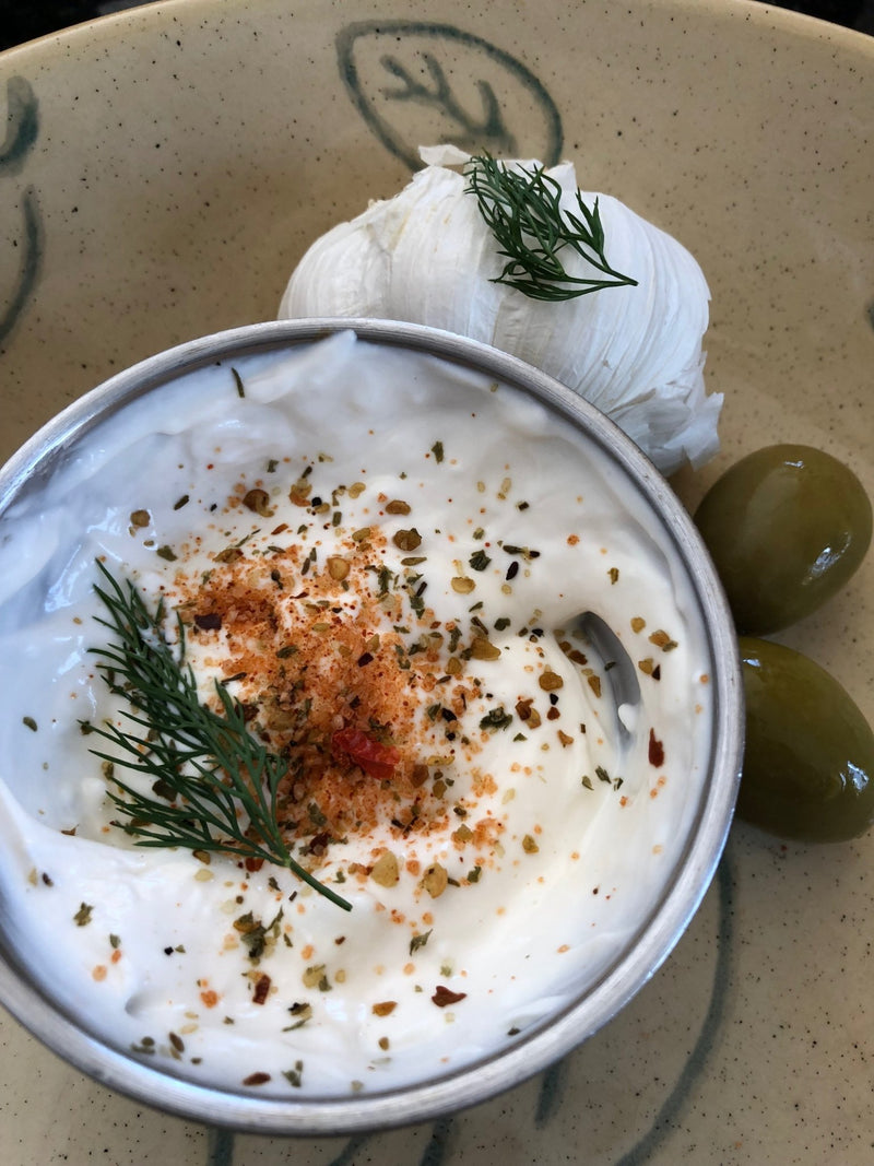 Dill with Piri Piri Pepper | The Little Shop of Olive Oils