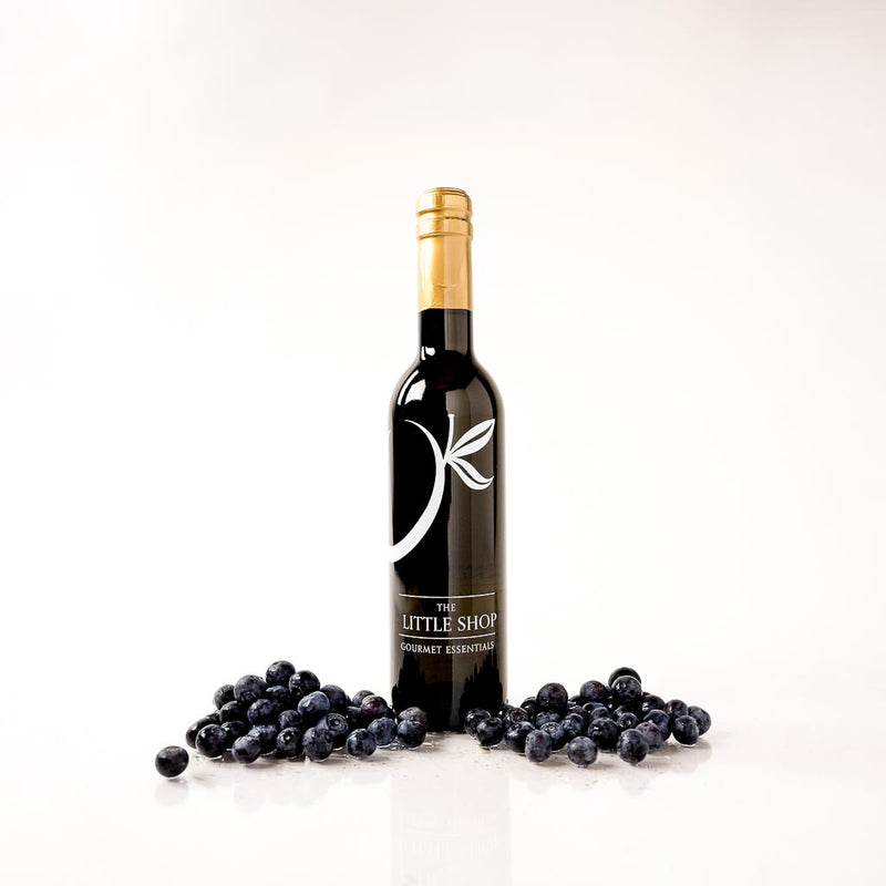 Elderberry Dark Balsamic Vinegar - The Little Shop of Olive Oils
