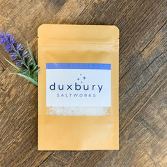 Duxbury Sea Salt Sample Size