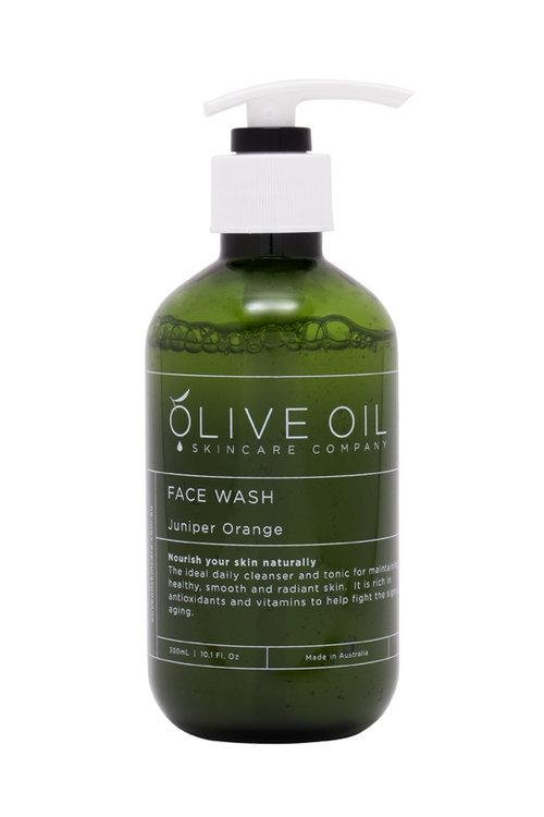 Face Wash - The Little Shop of Olive Oils