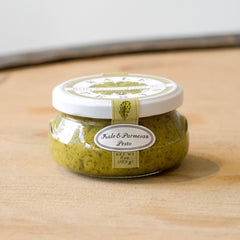 Kale & Parmesan Pesto - The Little Shop of Olive Oils