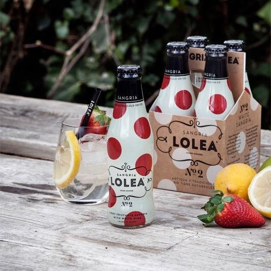 Lolea, White Sangria - The Little Shop of Olive Oils