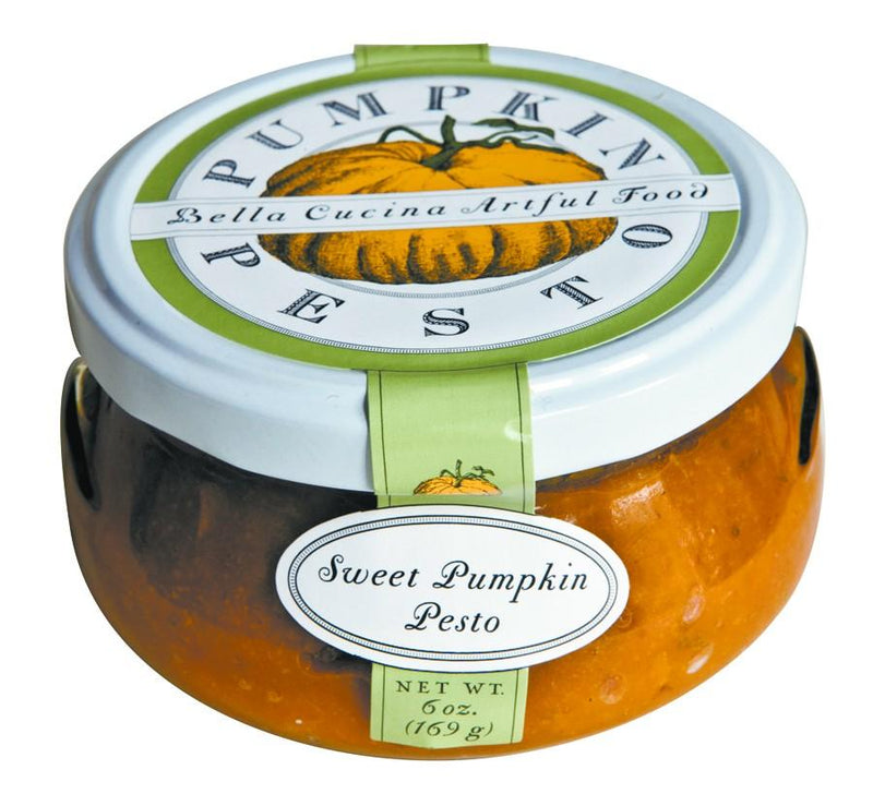 Sweet Pumpkin Pesto - The Little Shop of Olive Oils