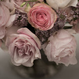 Blush Pink Rose Arrangement