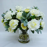 Elegant White Arrangement