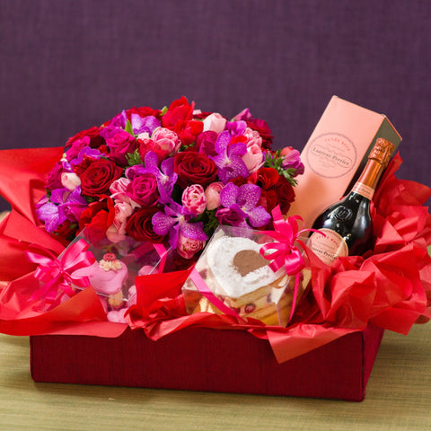 Pulbrook & Gould Valentines Gift Box