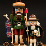 480x480**center**Duo of nutcrackers including golfer and green shepherd**enquire