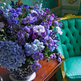 960x960**center**Azure arrangement of summer blooms**enquire