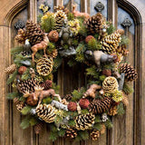 960x960**center**Yellowstone door wreath**enquire