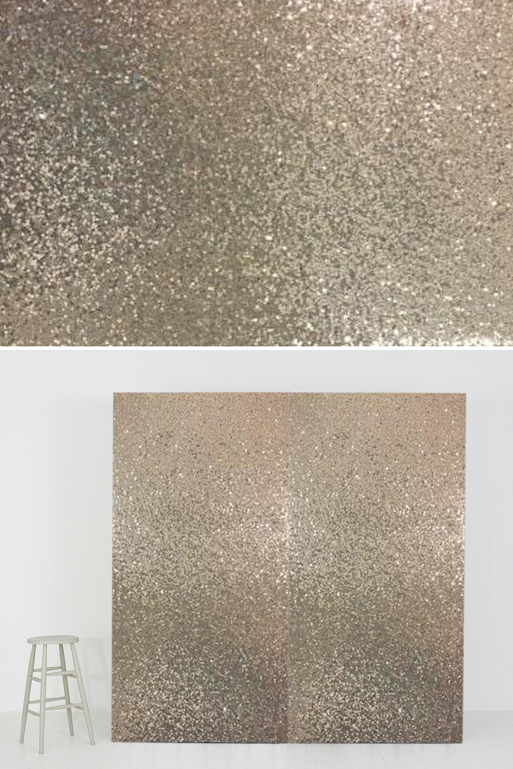 Sequin Blush #102 - SetSurfaces