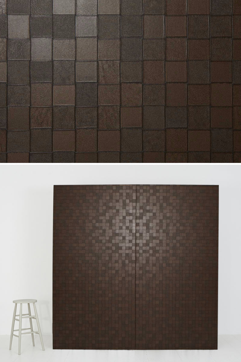 Skin Leather #110 Brown - SetSurfaces