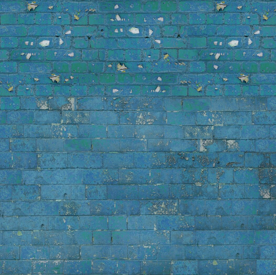 Brick #198 Blue - SetSurfaces
