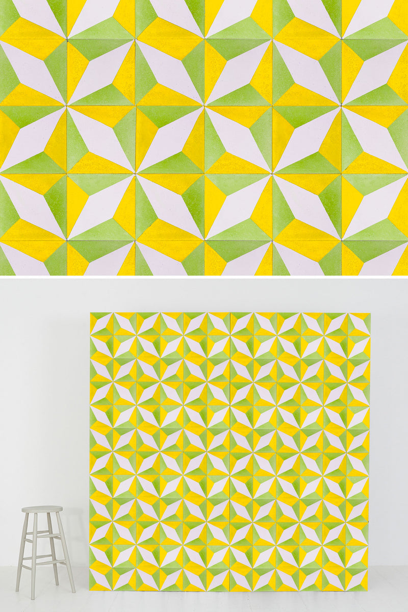 #0000 | Tile | Yellow TBC