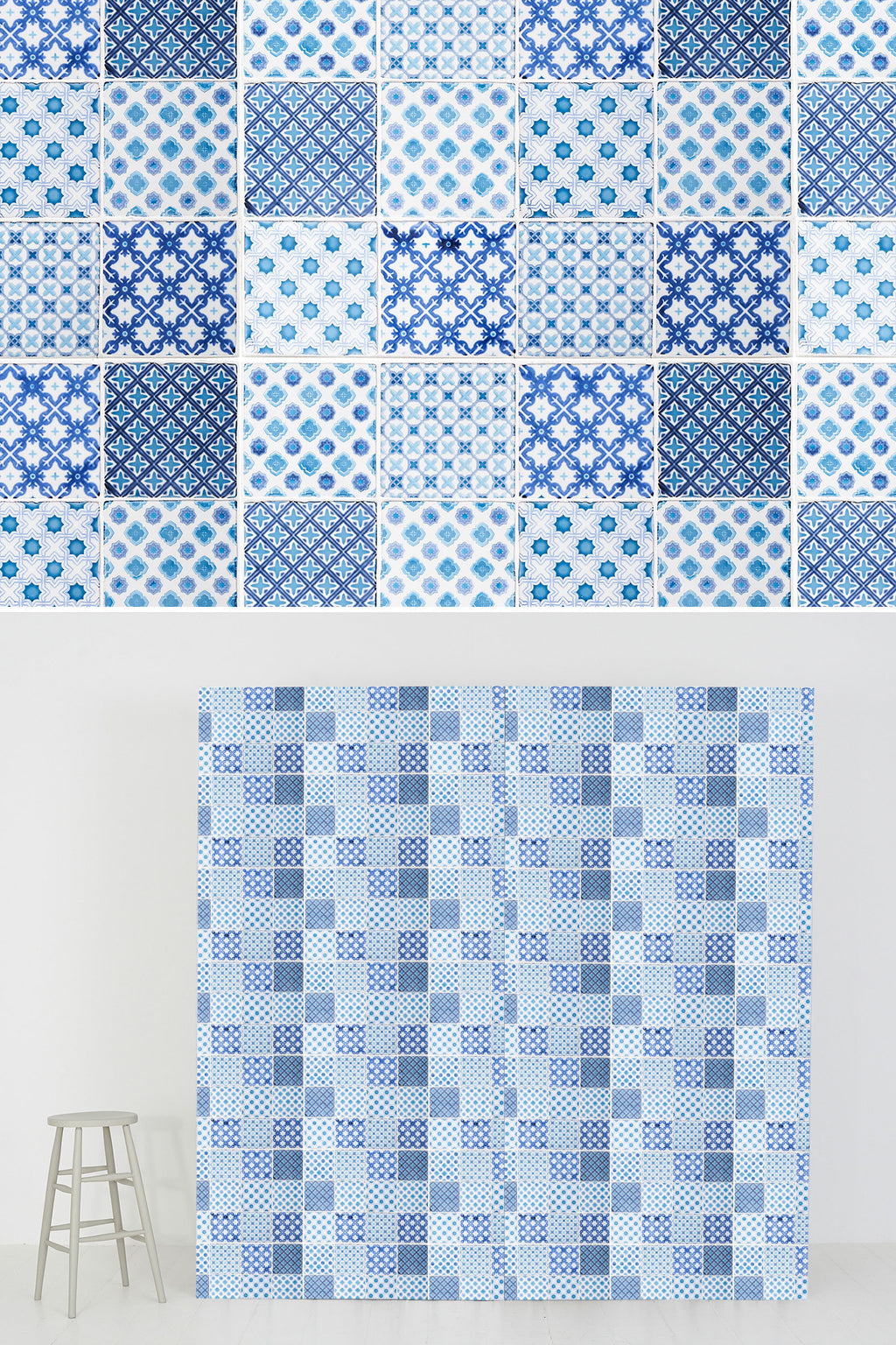 #318 Tile | Blue - SetSurfaces