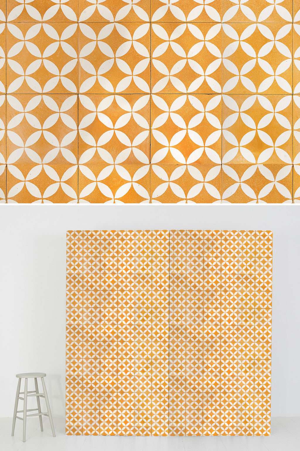 #326 Tile | Yellow - SetSurfaces