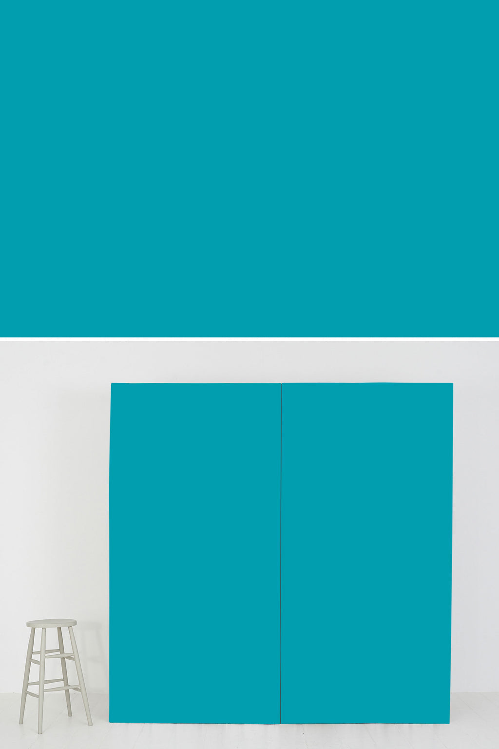 Block Colour #400 Teal - SetSurfaces